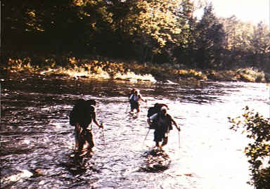 More fording in Maine